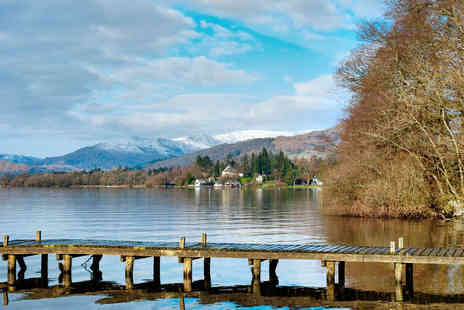 Damson Dene Hotel - Relaxing Pursuits in Bowness-on-Windermere - Save 58%