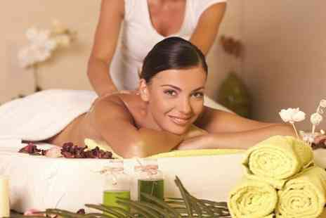 Signature Hair and Beauty - Full Body Massage and Facial  - Save 70%