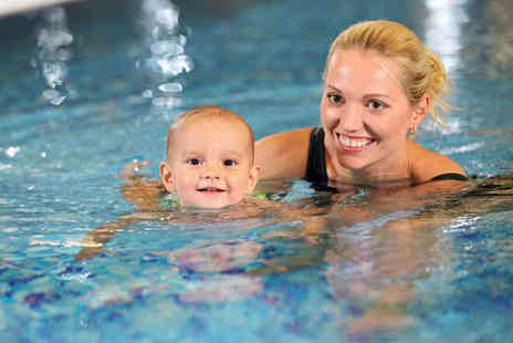 Yearsley Pool - Swimming Session for One Adult and up to Two Children  - Save 62%