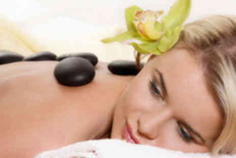 Colour Keys - 1 Hour Full Body Hot Stone Massage - Save 60%