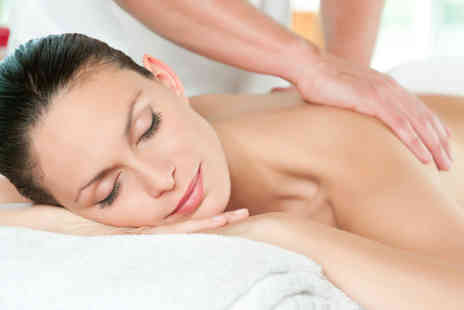 Celestial Beauty - Mothers Day pamper package including a 45 min Swedish massage and luxury mani pedi - Save 76%