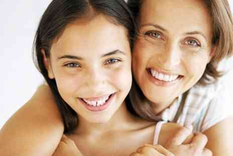 Broadway Studios - Mother and Daughter Photoshoot With Print  - Save 79%