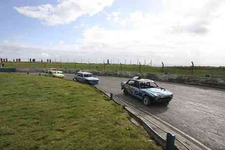 Mendips Raceway - Micro Massacre Banger Racing Event  - Save 50%