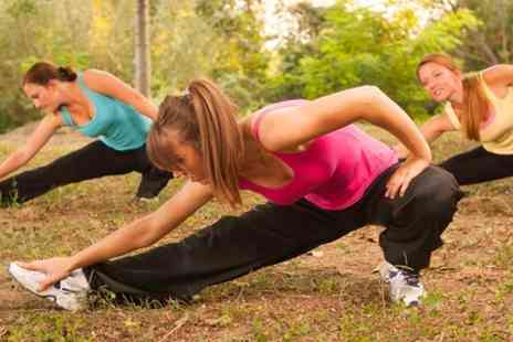 Body Beautiful Boot Camp - Boot Camp Eight Outdoor Group Sessions - Save 50%