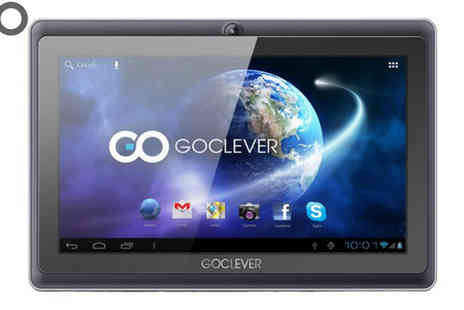 Trade Electricals Direct - Go Clever Android Tablet - Save 17%