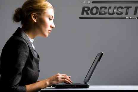 Robust IT Training - Introduction to SQL course - Save 50%