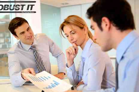 Robust IT Training - Online Project Management Course - Save 92%