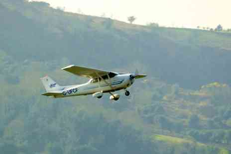 Almat Aviation - Two hour introductory flying experience for 1 person - Save 56%