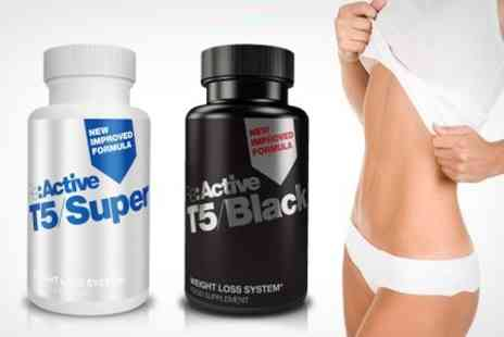 Desirable Body - Re Active Weight Management Supplements - Save 50%