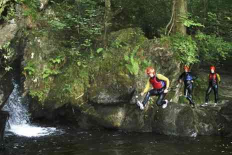 Safe & Sound Outdoors - Gorge Walking For Two  - Save 64%