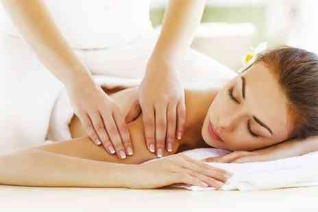 HypoLipo - Pamper Package Full Body Massage Facial and Manicure - Save 45%