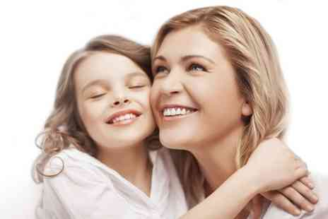Imago Portraits - Mother and Daughter Photoshoot With Four Prints - Save 92%