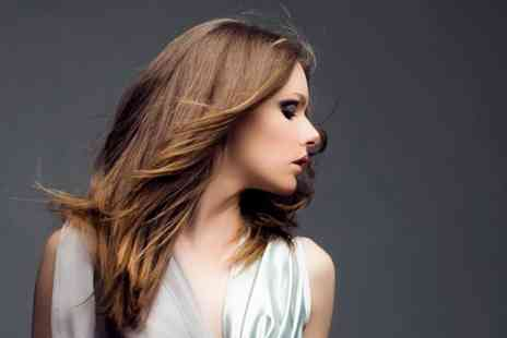 Cileste Hair & Beauty - Cut and Blow Dry  - Save 50%