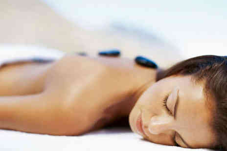 Edith Burton Holistics - Luxury Back Treatment Including Hot Stone Massage and Back Scrub - Save 64%