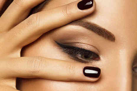 Tender Touch Beauty - Deluxe Facial with Gellux Manicure - Save 56%
