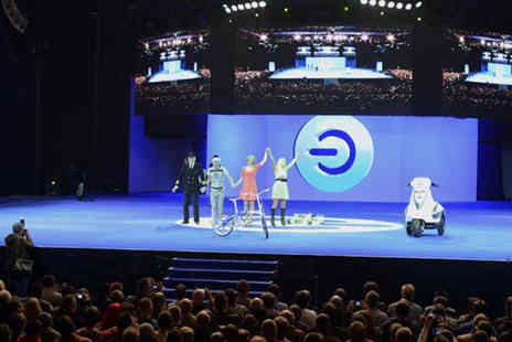 Gadget Show Live - Child ticket to The Gadget Show   - Save 52%
