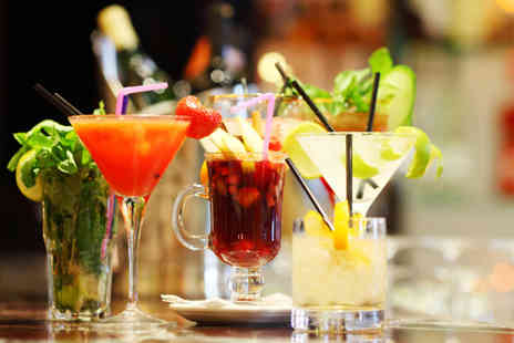 Boutique Lounge - Six cocktails and nachos to share  - Save 73%