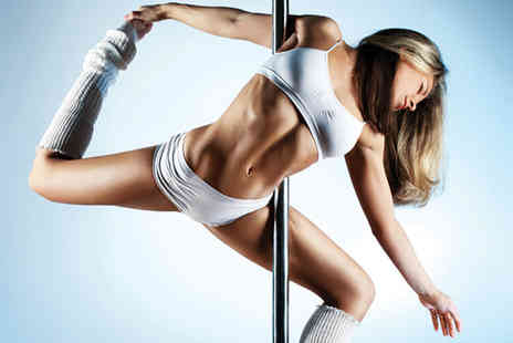 Dream Pole Fitness - One hour pole dancing lessons - Save 64%