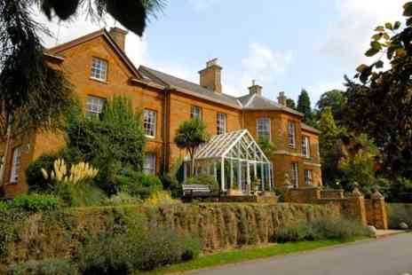 Sedgebrook Hall - One Night For Two With Breakfast Dinner and Wine - Save 46%