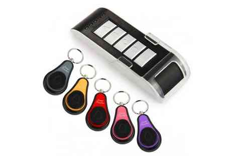 Nettexmedia - Wireless Remote Key Finder Set - Save 50%