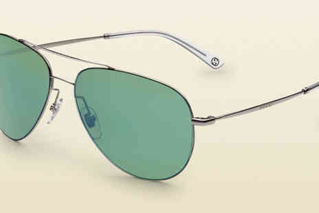The Electric Incentive Company - Gucci Techno Colour Aviator Sunglasses - Save 31%