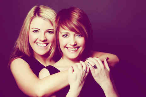 Andrew Wood Photography - Mother and Daughter makeover photoshoot including bubbly and an A4 print  - Save 91%