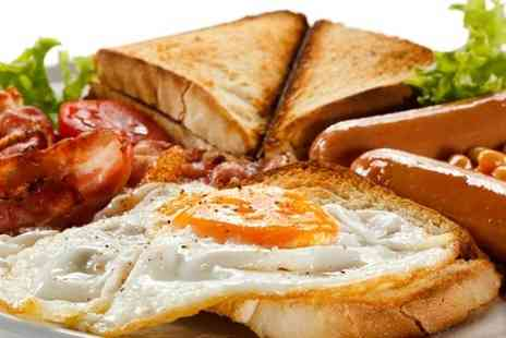The New Prospect Inn - Full English Breakfast With Juice For Two  - Save 50%