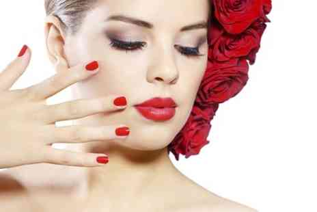 Refresh Body and Mind - Shellac Manicure or Pedicure  - Save 60%