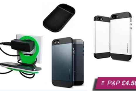 Geneewenee - Accessory kit for iPhone 5 - Save 62%