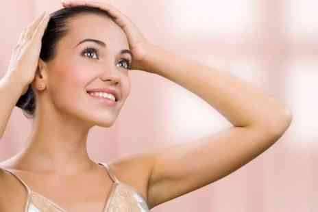 Clear Light Clinic - Six Sessions IPL Hair Removal - Save 60%