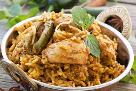 Royal Spice - Punjabi Cuisine With Rice For Two - Save 49%