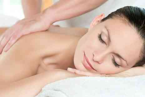 Skin Therapy - Full Body Massage  - Save 51%
