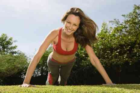 Belly Burn Off Boot Camp - Three sessions per week - Save 50%