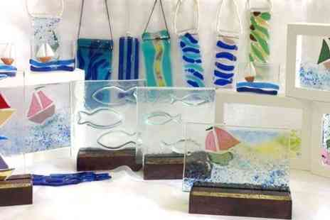 Silversides Glass Art - Choice of Glass Making Class for One - Save 56%