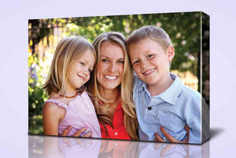 Photo Deals - 20x30 cm  Canvas Print - Save 90%