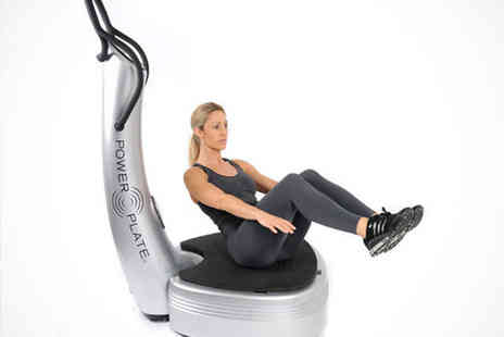 Fit and Easy Power Plate Studio - Five Power Plate Sessions - Save 75%