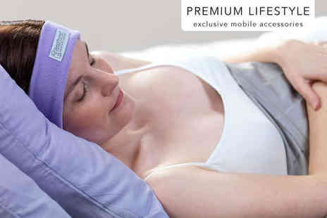 Premium Lifestyle - Sleep Phones Headband Style Headphones - Save 51%