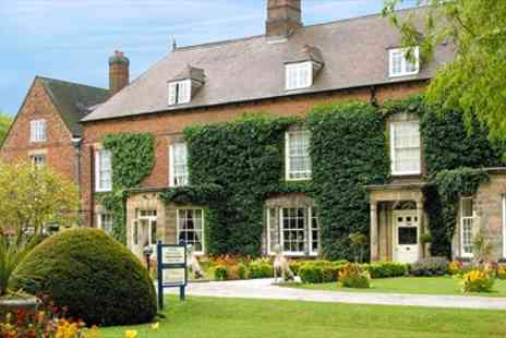 Risley Hall Hotel & Spa - Countryside Spa Day inc 3 Treatments  - Save 51%