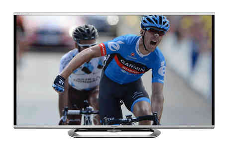 The Electric Incentive Company - Sharp 60 LED 3D Smart TV  - Save 40%