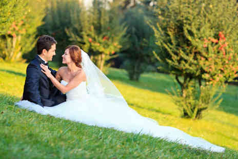 Moorpark House Hotel - Wedding package for 50 guests - Save 50%
