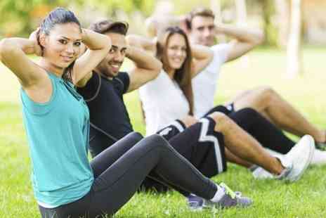 InCommon Fitness - Ten Bootcamp Sessions - Save 77%