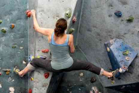 The Climbing Hangar - Induction and Climbing Packages For Adults and Children  - Save 72%