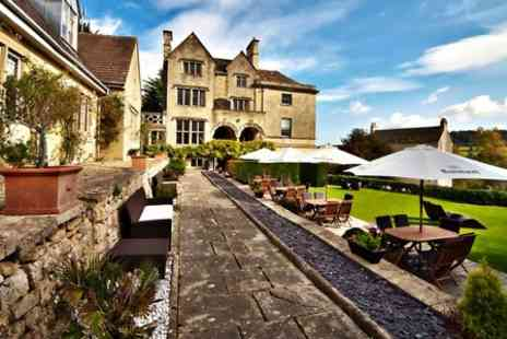 Cotswolds 88 Hotel - One  Nights For Two With Breakfast and Dinner  - Save 63%