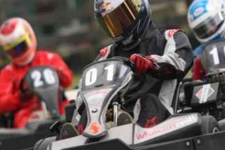 Whilton Mill - Go Karting 30 Laps - Save 50%