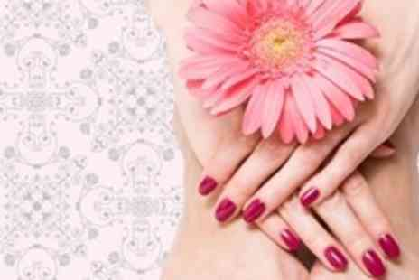 Anitas Beauty Centre - Luxury Manicure and Pedicure With Paraffin Wax - Save 72%