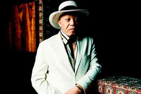 Serious - Salif Keita Acoustic Show One Circle Ticket - Save 43%