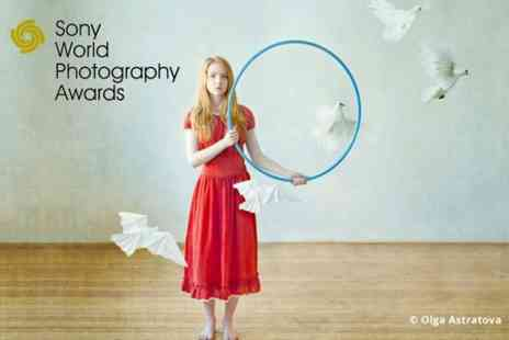 Sony World Photography Awards - Ticket to the Sony World Photography Awards Exhibition - Save 20%