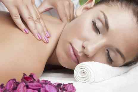 Back to Health - One Hour Deep Postural Massage  - Save 50%