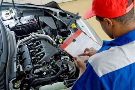 Perivale Motor Repairs - Car Air Conditioning Service With Regas  - Save 48%