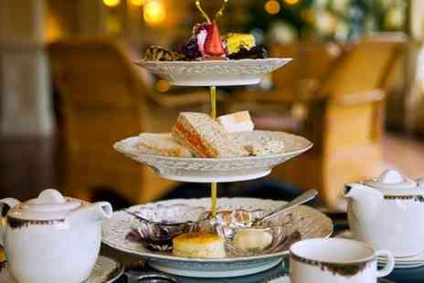 The Red Lion Hotel - Afternoon Tea With Bubbly For Two - Save 50%